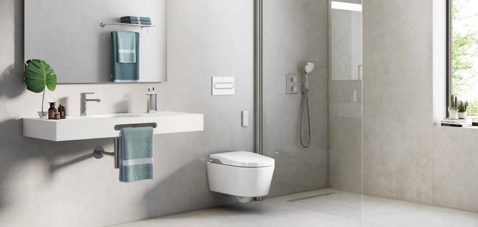 Colección de baño a medida Modo de Roca
