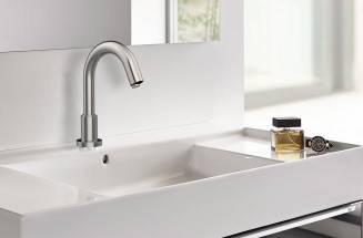 Torneira com sensor de presença: higiene superior, também em casa │ Roca
